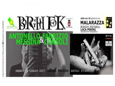 Borghi Folk-Edizione estiva 2017 Deluxe